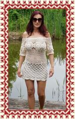 436061e0c Női - Női kötött ruhák - Egyedi kézikötés